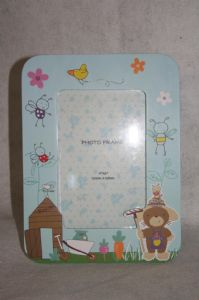 Little Gardener Picture/photo Frame 2 styles